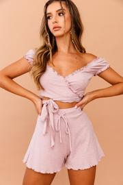 Easy Breezy Wrapped Crop Top // Dusty Pink | Countryweddingmovie.?id=26284950519977