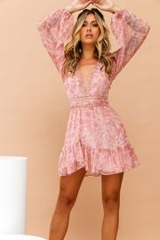 About Us Dress // Pink
