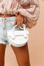Whitest Wonder Bag // White